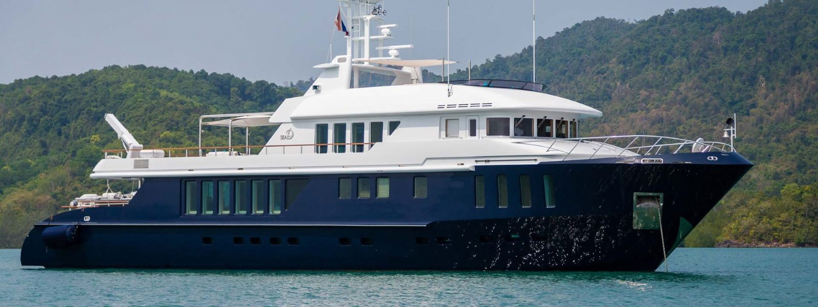 Eclipse Marine superyacht reifit and repair