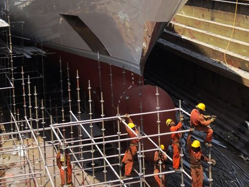Eclipse Marine experienced marine project management